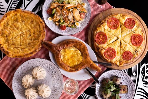 Грузинский ресторан в Киеве